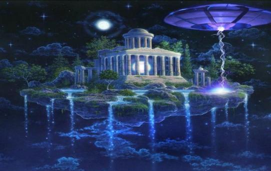 Astral Tapınak İnşa Etme